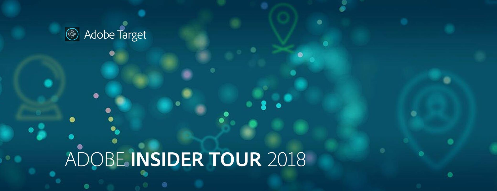 Personalization Insider Tour2018