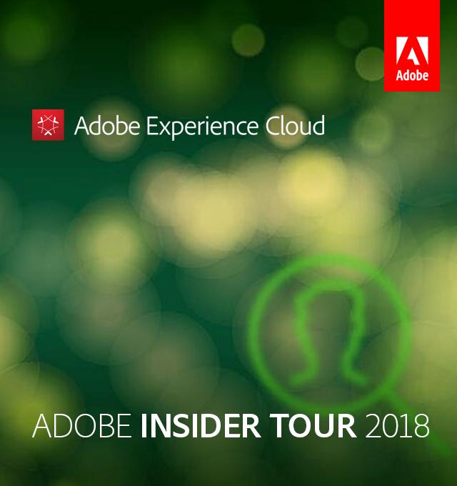 Adobe Insider Tour2018